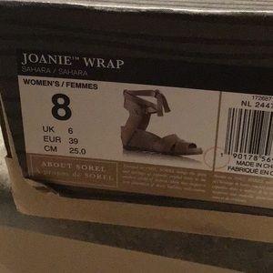 Sorel wedge wrap (PRICE DROP!!!!)